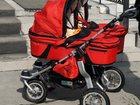 Фото в Для детей Детские коляски - коляска универсальная (2 в 1) для двойни в Зеленограде 25000