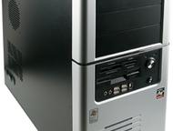 Системный блок б\у в Зеленограде Двухъядерный процессор:intel (R) Core (TM) 2 Du