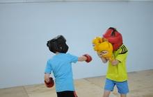 Зеленоград для детей, занятия боксом для всех возрастов