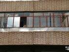 Остекление для балкона металлическая рама
