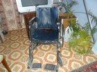 Фото в   Кресло-коляска инвалидная, складная, производство в Златоусте 3500
