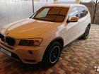 BMW X3 2.0AT, 2013, 71000км