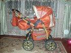 Фото в Для детей Детские коляски Коляска в отличном состоянии. Зима-лето. в Йошкар-Оле 3000